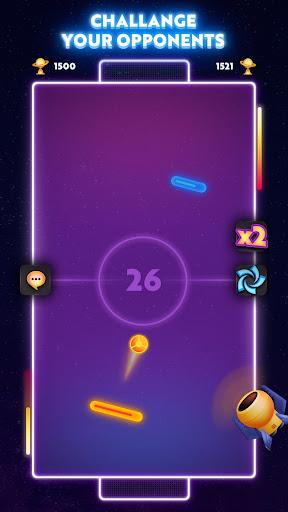 Space Ball - Galactic Clash apkmr screenshots 2
