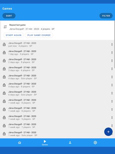 DiscGolf  screenshots 15