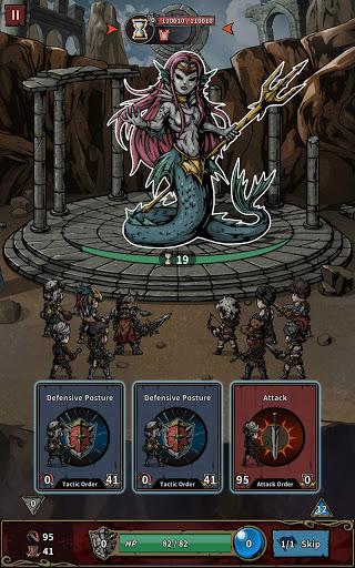 Titan Slayer: Roguelike Strategy Card Game 1.1.1 screenshots 8