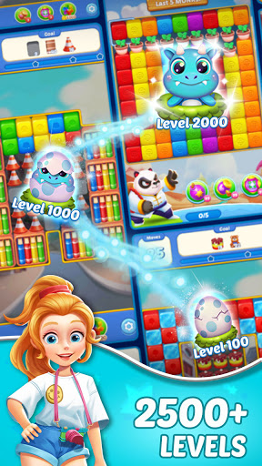 Cube Blast Adventure 1.20.5052 screenshots 2