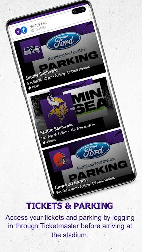 Minnesota Vikings Mobile android2mod screenshots 3