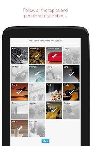 Flipboard - Latest News, Top Stories & Lifestyle 4.2.65 Screenshots 10
