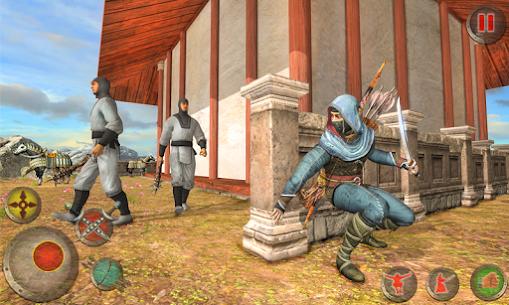 Ultimate Ninja Blazing Samurai Assassin Superhero Hack Online (Android iOS) 3