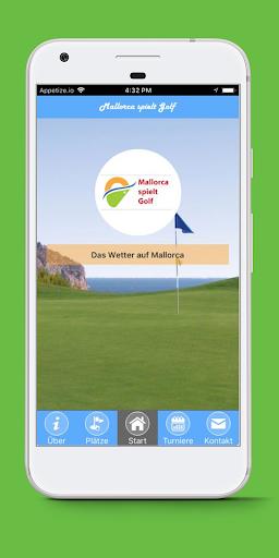 mallorca spielt golf screenshot 2