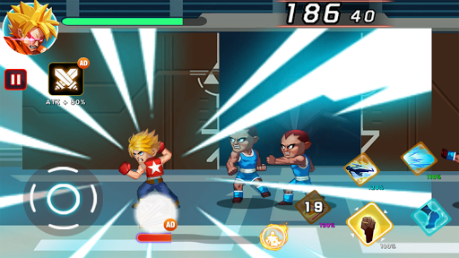 I Am Fighter! - Fist of Kung Fu 1.0.7.101 screenshots 3