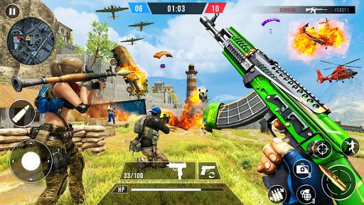Real Commando Secret Mission - FPS Shooting Games  screenshots 7