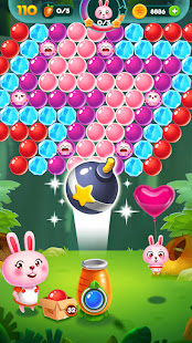 Bubble Bunny: Animal Forest Shooter 1.0.14 screenshots 1