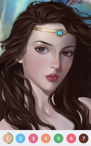 Art Coloring - Coloring Book & Color By Number 2.17.0 screenshots 13