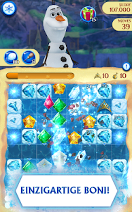 Disney Die Eiskönigin Free Fall Screenshot