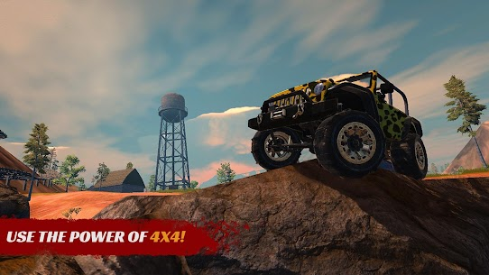 Offroad PRO – Clash of 4x4s MOD APK 1.0.15 (Free Shopping) 13