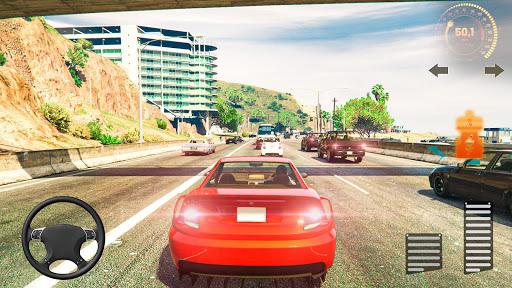 Super Car Simulator 2020: City Car Game  Screenshots 8