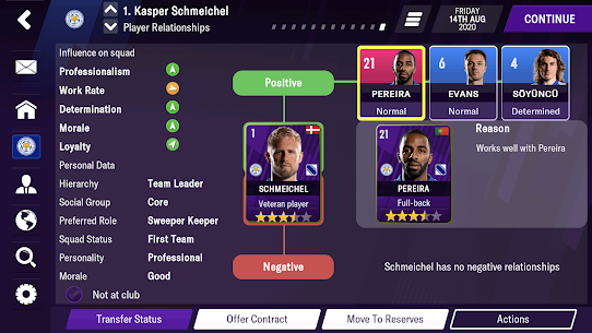 Football Manager 2021 Mobile APK 12.2.1 5