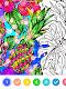 screenshot of Magic Paint - Color by number & Pixel Art