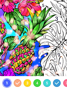 Magic Paint - Color by number & Pixel Art 0.9.24 Screenshots 15