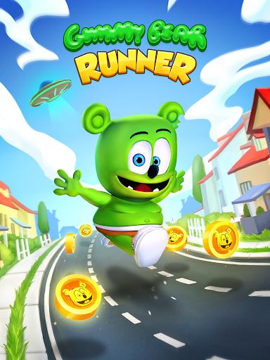 Gummy Bear Run - Endless Running Games 2021  screenshots 11