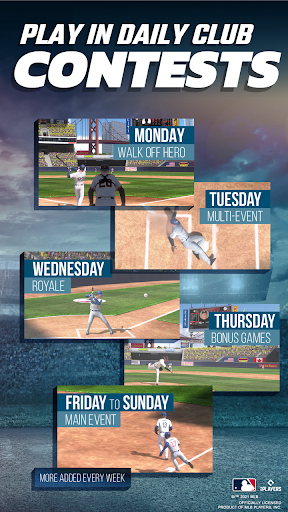 MLB Tap Sports Baseball 2021 0.0.3 screenshots 5