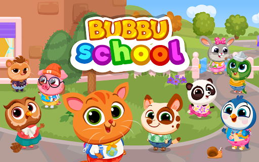 Bubbu School u2013 My Cute Pets 1.08 screenshots 14