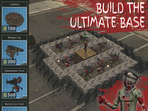 Overrun: Zombie Horde Apocalypse Survival TD Game apkpoly screenshots 10