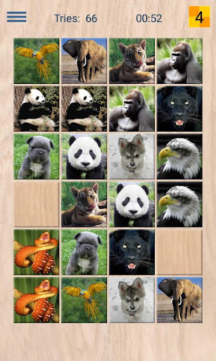 Animals Memory Game apkmartins screenshots 1