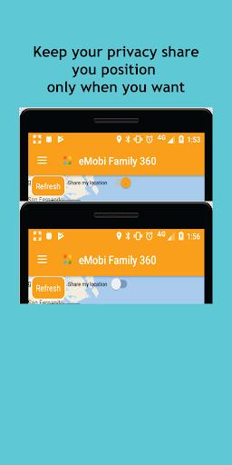 Family Locator GPS Tracker Child - Chat - ToDo 360  Screenshots 5
