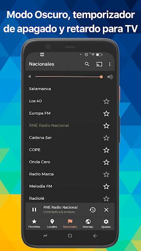 Radio FM Espau00f1a - La mejor radio online gratis apktram screenshots 2