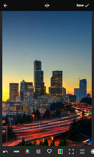 HDR Max - Photo Editor 2.8.1 Screenshots 3
