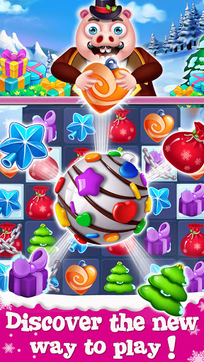 Merry Christmas - Free Match 3 Games  screenshots 1