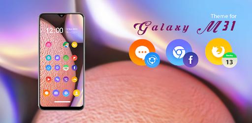 Theme For Samsung Galaxy M41 Galaxy M41 M41s Google Play Ilovalari