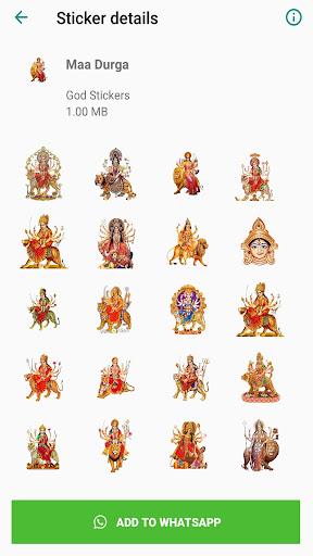 All God Stickers screenshots 2