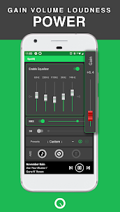 SpotiQ – Sound Equalizer and Bass Booster 4