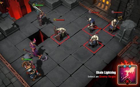 Grimguard Tactics: End of Legends MOD APK 0.6.8 (Unlimited Money) 13