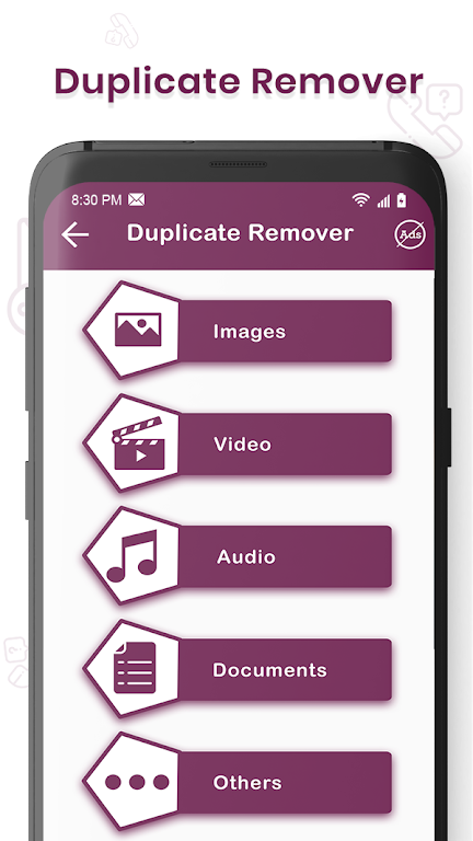 Recover Deleted All Photos, Files And Contacts  poster 12