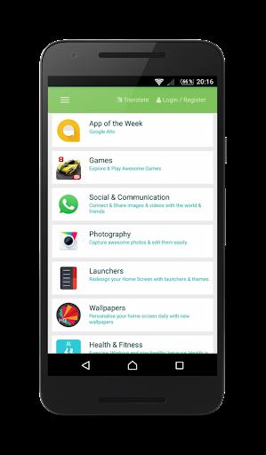 APK Download - Apps and Games  screenshots 2