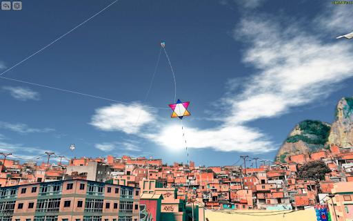 pipa combate 3d - kite flying screenshot 1