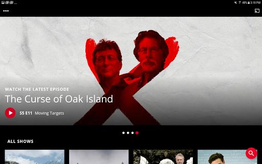 HISTORY: Watch TV Show Full Episodes & Specials 3.3.5 screenshots 10