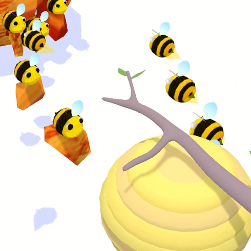 Growing your bees, feed them and have fun.