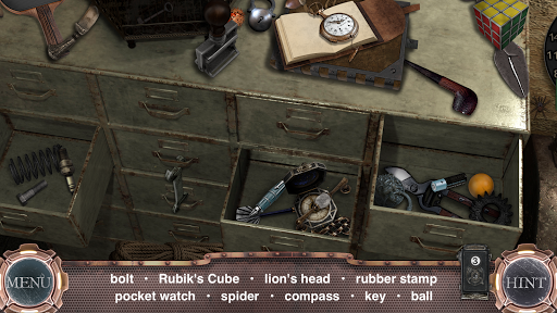 Time Machine - Finding Hidden Objects Games Free screenshots 11