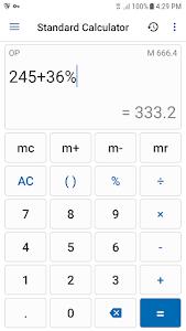 NT Calculator - Extensive Calculator Pro 3.8 (Paid)