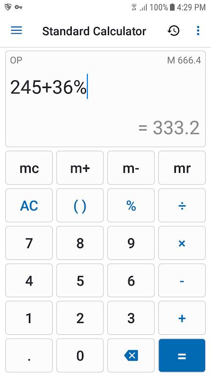 NT Calculator - Extensive Calculator Pro  poster 0