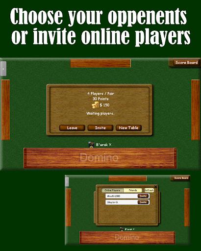 Dominoes Game apkdebit screenshots 8