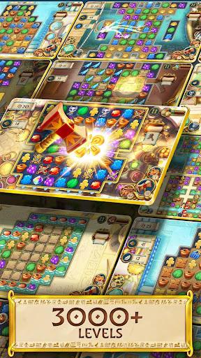 Jewels of Egypt: Gems & Jewels Match-3 Puzzle Game 1.9.900 screenshots 6