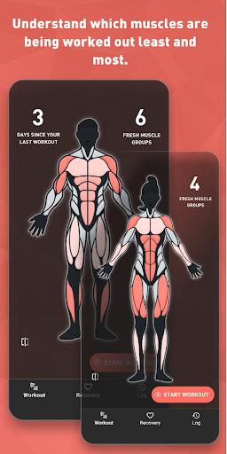Fitbod Workout & Fitness Plans 2.0.3 Screenshots 2