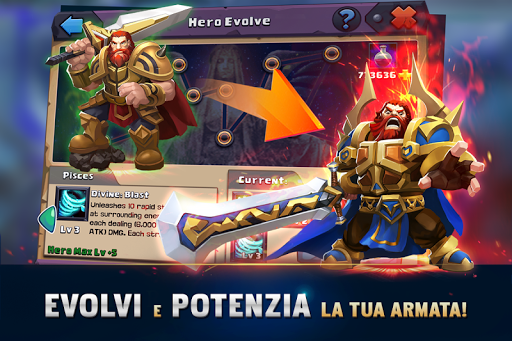 Clash of Lords 2: Italiano 1.0.194 screenshots 15