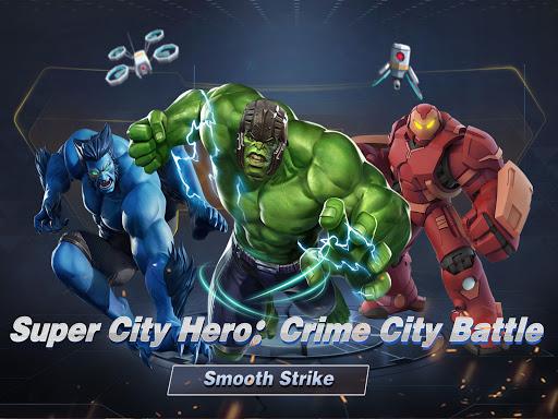 Super City Herouff1aCrime City Battle  screenshots 9