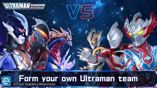 Ultraman: Legend of Heroes APK MOD UNLIMITED MONEY ***NEW 2021*** 3