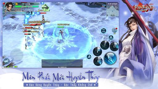 Võ Lâm Truyền Kỳ Mobile - VNG  screenshots 2