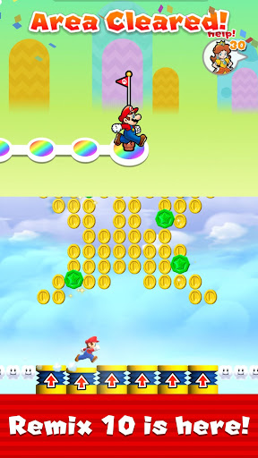 Super Mario Run apktram screenshots 6