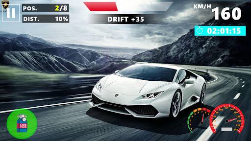 Huracan: Extreme Offroad Hilly Roads Drive  screenshots 4