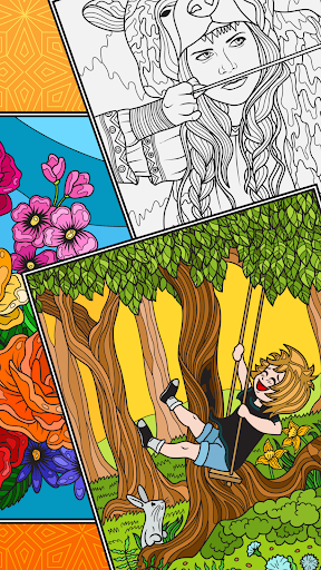 Colorish - free mandala coloring book for adults  screenshots 19