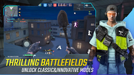 Bullet Angel: Xshot Mission M apkpoly screenshots 2